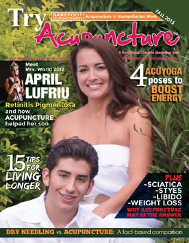 *NEW Acupuncture Magazine! FALL 2015 Issue