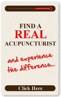 Find a Qualified Acupuncturist