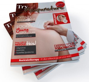 Get the FREE Try Acupuncture Magazine
