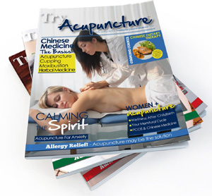 Acupuncture Magazine! Subscriptions Available