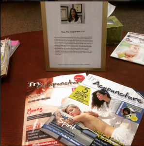 """I love the magazine!!! I have two issues at work and I see a lot of patients reading it."""