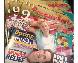 Try Acupuncture Magazine