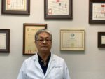 Acupuncture doctor Jason Tsing